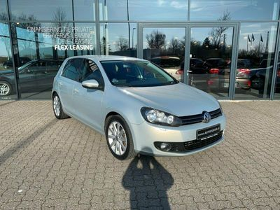 usado VW Golf VI 1,4 TSi 122 Highline