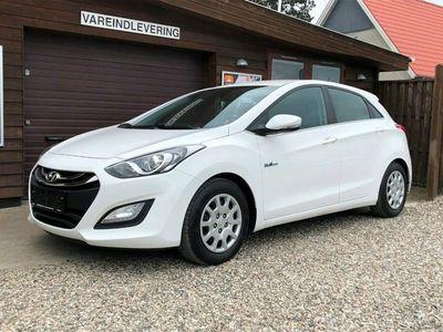 brugt Hyundai i30 1,6 GDi Style Eco