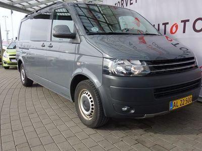 brugt VW Transporter Lang 2,0 TDI BMT DSG 140HK Van