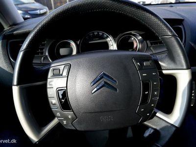 gebraucht Citroën C5 2,0 HDI Seduction 163HK 6g