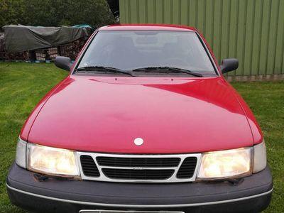 brugt Saab 900