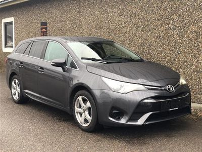 brugt Toyota Avensis Touring Sports 1,6 VVT-I T1 132HK Stc 6g