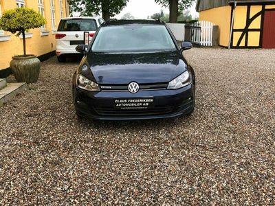 usata VW Golf VII 1,6 TDi 110 Comfortline Vari. BMT