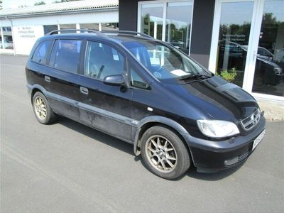 brugt Opel Zafira 2,2 Elegance 147HK
