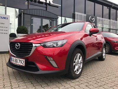 brugt Mazda CX-3 2,0 Skyactiv-G Vision 120HK 5d 6g