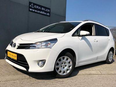 gebraucht Toyota Sportsvan 2,0 D-4D DPF T2 Touch 126HK Van