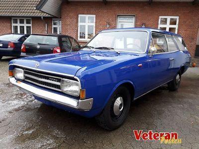 brugt Opel Rekord C Van