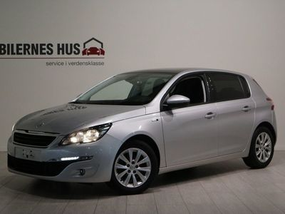 brugt Peugeot 308 1,6 BlueHDi 120 Style Limited