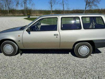 brugt Opel Kadett 1,3 s st.car