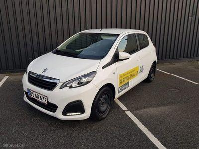 usata Peugeot 108 1,0 e-Vti More 69HK 5d