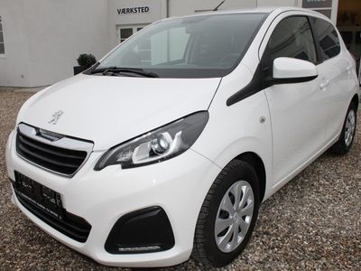 usado Peugeot 108 1,0 e-VTi 69 Active