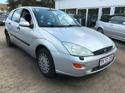 second-hand Ford Focus 1,6 Ghia stc.