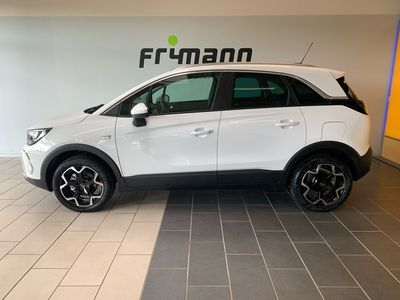 brugt Opel Crossland X 1,2 T Sport 110HK 5d 6g A+