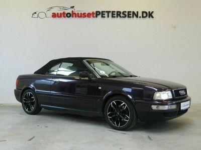 brugt Audi Cabriolet 1,9 TDi
