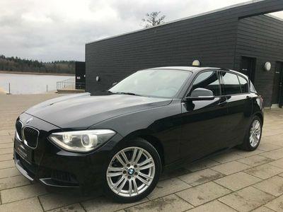 brugt BMW 118 i 1,6 aut.