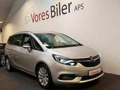 brugt Opel Zafira Tourer 2,0 CDTi 130 Enjoy aut.