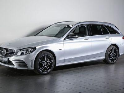 brugt Mercedes C300 de 2,0 AMG Line stc. aut.