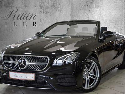 used Mercedes E220 Cabrio AMG