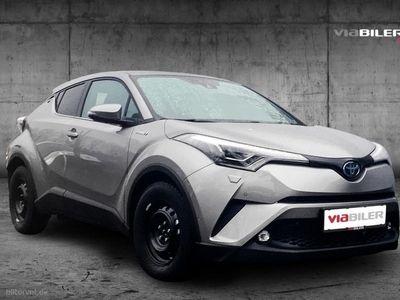 gebraucht Toyota C-HR 1.8 Hybrid Selected - Premiumpakke