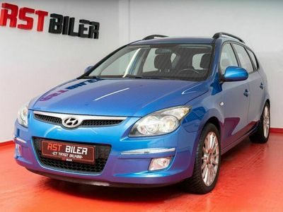 brugt Hyundai i30 1,6 CRDi 90 Comfort CW