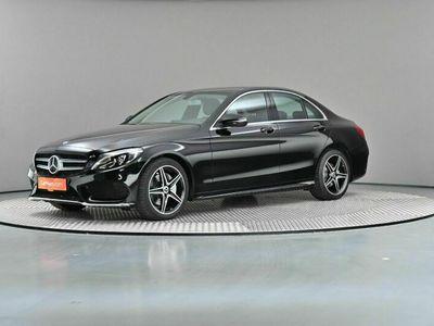 brugt Mercedes C200 2,0 Edition C aut.