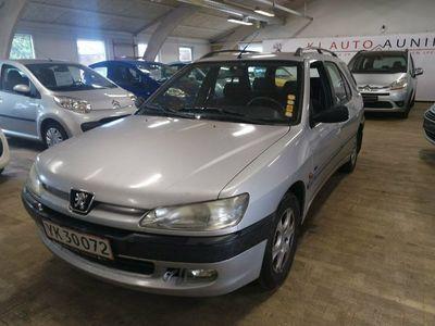 begagnad Peugeot 306 2,0 XS stc.
