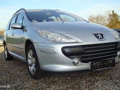 brugt Peugeot 307 1,6 HDI Creative 110HK Stc
