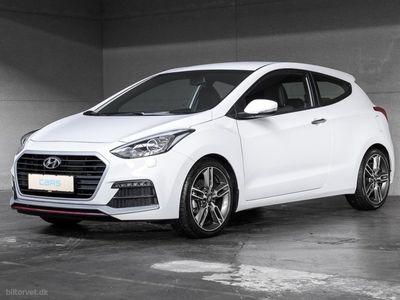 usado Hyundai i30 1,6 GDI Turbo 186HK 3d 6g