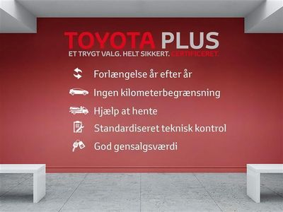 brugt Toyota Auris Touring Sports 1,8 B/EL Selected Bi-tone 136HK Stc Aut.