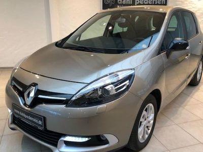 brugt Renault Scénic 1,5 DCI FAP Limited EDC 110HK 6g Aut.