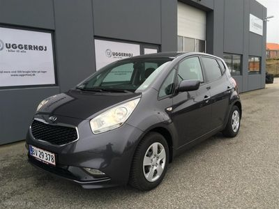used Kia Venga 1,4 CVVT Attraction 90HK 5d