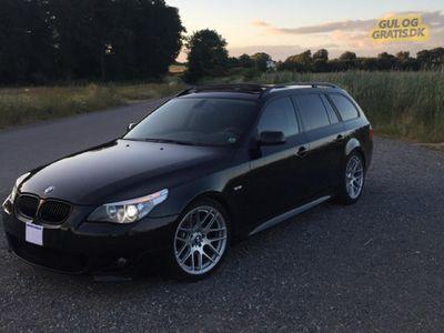 brugt BMW 545 E61 I