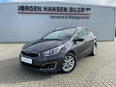 brugt Kia cee'd SW 1,6 CRDI Attraction DCT 136HK Stc