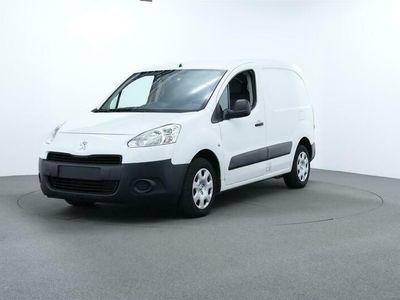 brugt Peugeot Partner L1 1,6 e-HDi 90HK Van A