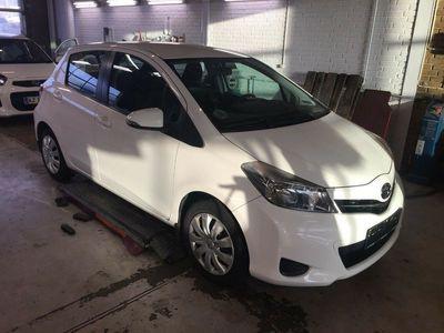 brugt Toyota Yaris 1,0 VVT-i T1 Style