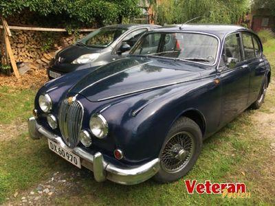 brugt Jaguar MK II 3,4 L.