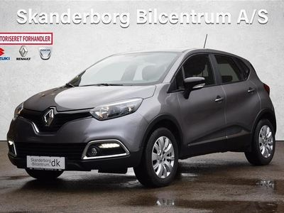 brugt Renault Captur 0,9 Energy TCe Expression 90HK 5d