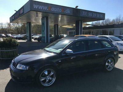 brugt Audi A4 Avant 1,9 TDI 100HK Stc