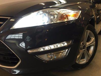 brugt Ford Mondeo 2,0 TDCi 163 Titanium st.car