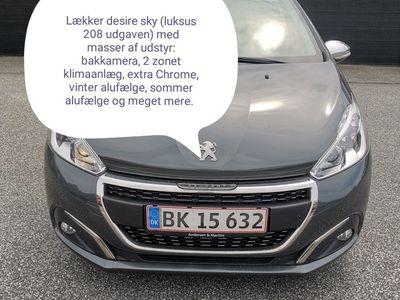 gebraucht Peugeot 208 1.6 BlueHDI 100 hk 5D