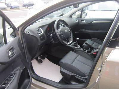 brugt Citroën C4 1,6 e-HDi Seduction 110HK 5d 6g