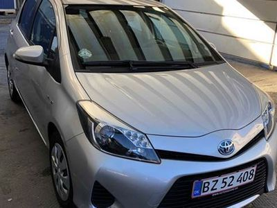 brugt Toyota Yaris HSD Multidrive S 1,5