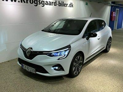 brugt Renault Clio 16 E-TECH Intens 140HK 5d Aut.