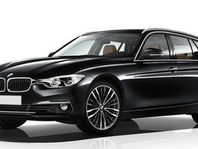 brugt BMW 330 d Touring 3,0 D Executive Steptronic 258HK Stc 8g Aut. - Personbil - sortmetal