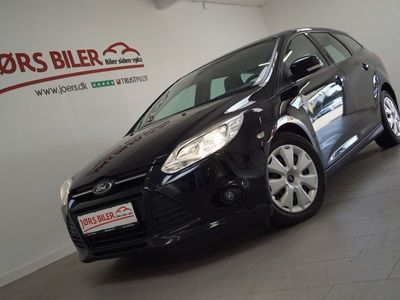brugt Ford Focus 1,6 TDCi 115 Edition