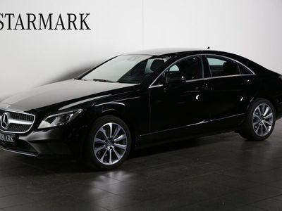 brugt Mercedes CLS220 BlueTEC aut.