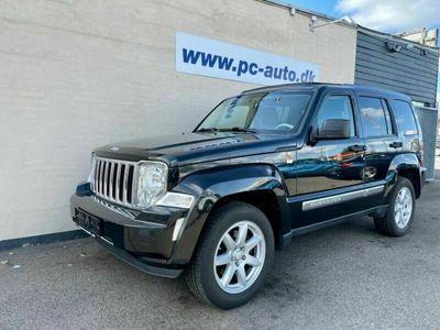 brugt Jeep Cherokee 2,8 CRD 177 Limited aut. 5d