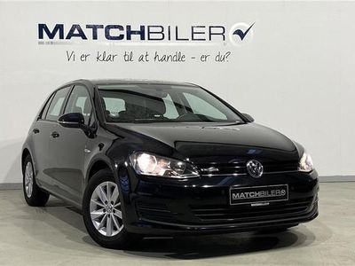 brugt VW Golf 1,0 BlueMotion TSI Style 115HK 5d 6g