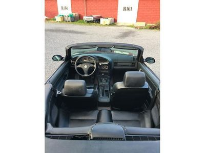 brugt BMW 320 Cabriolet 2,5