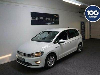 brugt VW Golf Sportsvan 1,6 TDi 110 Lounge DSG BMT
